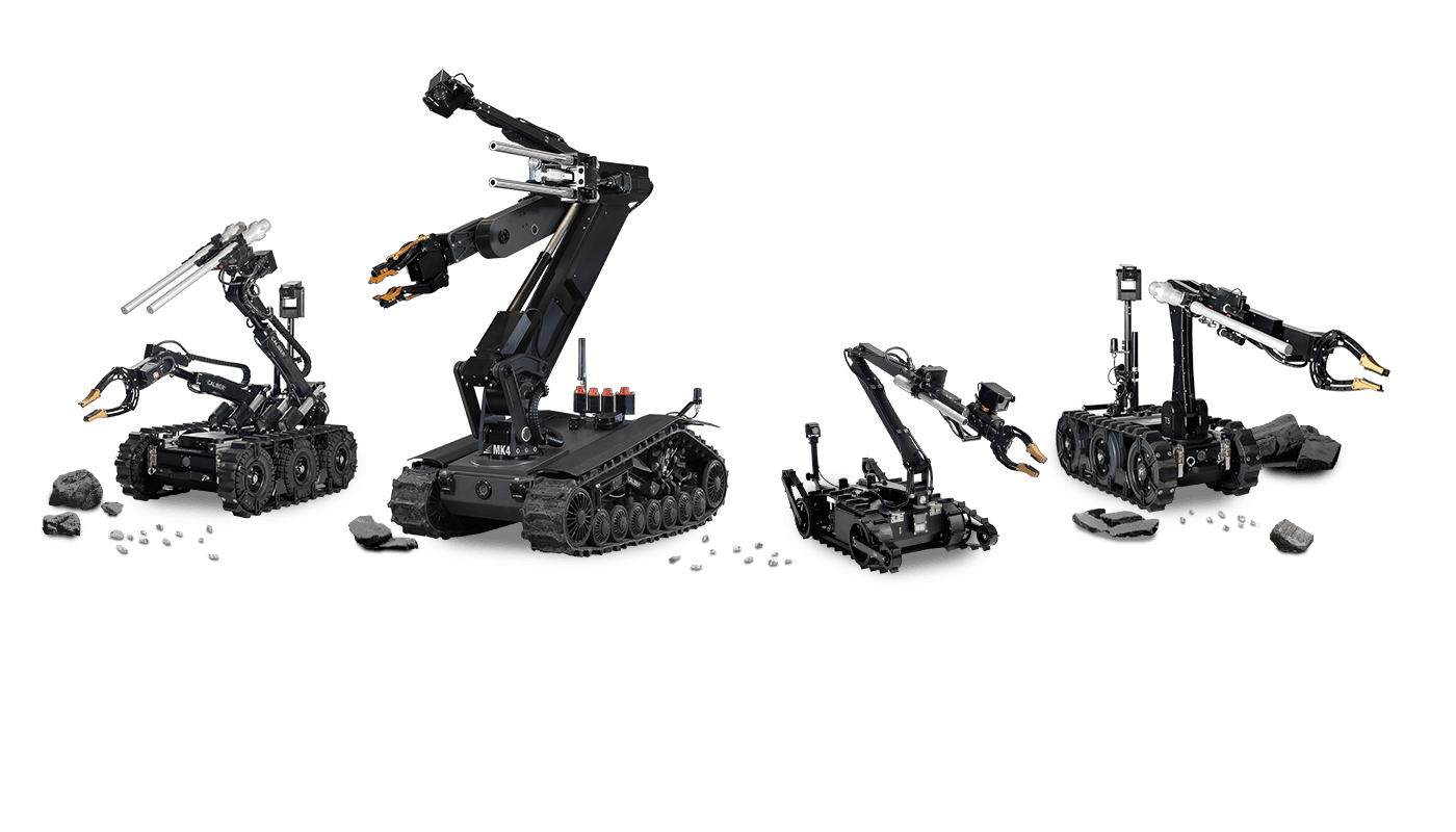 ICOR Technology - Tactical & Security Robotics Products