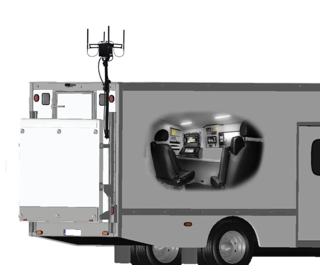 CALIBER® MK4 Truck mount