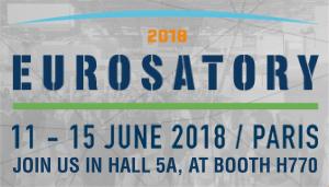 ICOR attending Eurosatory 2018