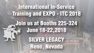 Join us at the International In-Service Training and EXPO