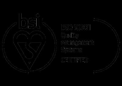 BSI Logo ISO 90012015