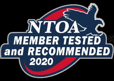 NTOA - Testé par les membres de l'Association National des officier tactique